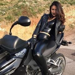 hbg motorbike girl 38378417