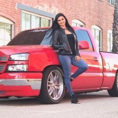 pick up usa car girl 4109991