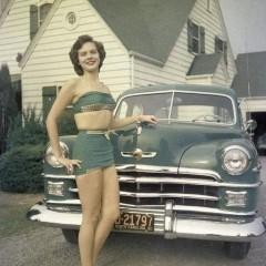 pin up car girl 100004141