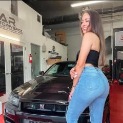 girls and gtr car nissan 101