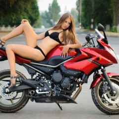 bike red 5026